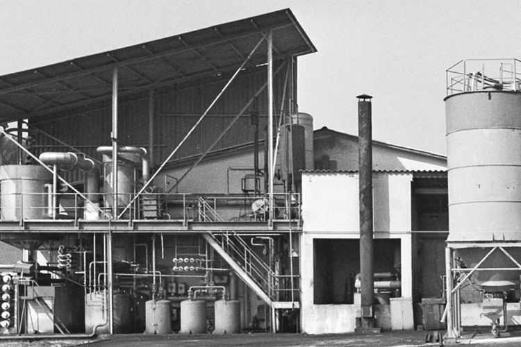 Start of own lubricant production at PANOLIN