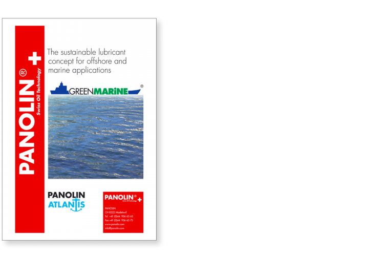 PANOLIN GREENMARINE lubricants
